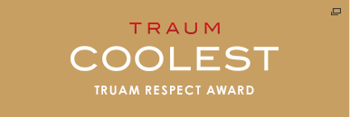 TRAUM COOLEST - TRAUM RESPECT AWARD -